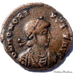 Honorius 395-401/Cyzique/VIRTVS EXERCITI