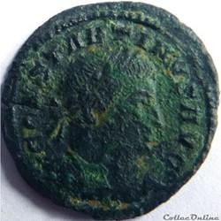 Constantin 1er 310-311/Trèves/SOLI INVIC...