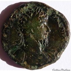 Lucius Verus 164-165/Sesterce/Rome/RIC I...