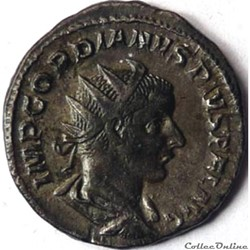 Gordien III 241-243/Rome/ RIC IVc 83