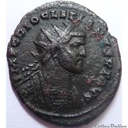 Dioclétien 292-293/Camulodunum/PAX AVGGG