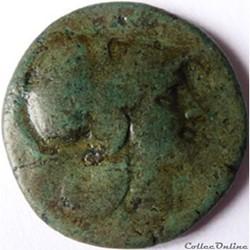 Monnaie du Bruttium 281-272 av JC