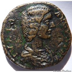 Julia Domna 196-211/Sesterce/Rome/RIC IV 866