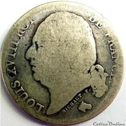 Louis XVIII 1822