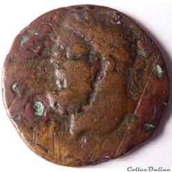 Monnaie de Kallatis en Thrace 2nd-3ème s...