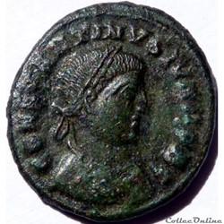 Constantin II 324/Héraclée/DOMINOR NOSTROR CAESS