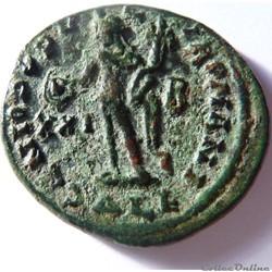monnaie antique romaine diocletien 300 alexandrie ric vi 30a