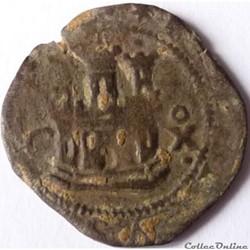 2 maravedis/Cuenca/Philippe II (1556-159...
