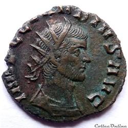 Claude II 268-269/Rome/AEQVITAS AVG