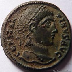 Constantin 1er 324/Héraclée/D N CONSTANT...