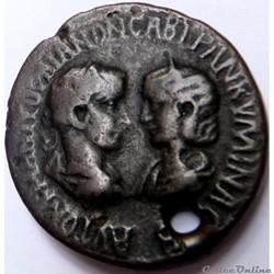 Gordien III et Tranquilline 242-244/Meso...