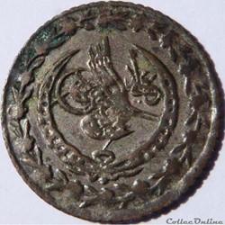 20 para ottomans/Mahmud II (1808-1839)/Constantinople