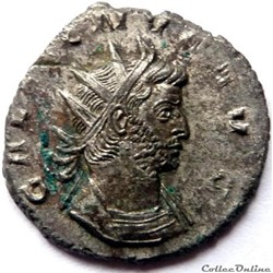 Gallien 261-262/Rome/VIRTVS AVG