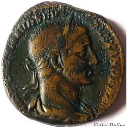 Sévère Alexandre 227/Sesterce/Rome/RIC IV 465