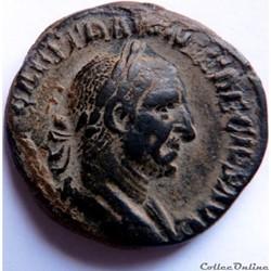 Trajan Dece 249-251/Rome/RIC IVc 112