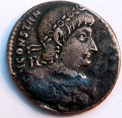 Constance II 350/Rome/FEL TEMP REPARATIO