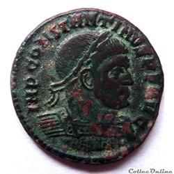 Constantin 1er 312-313/Rome/SPQR OPTIMO PRINCIPI