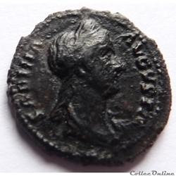 Sabine 128-136/Denier/Rome/RIC II 390