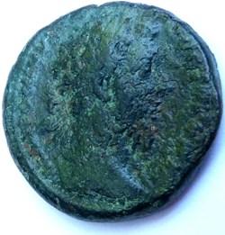 Marc Aurèle 172-173/As/Rome/SECVRITAS PV...