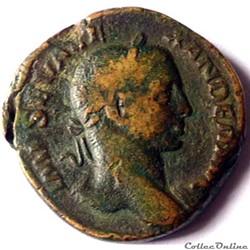 Sévère Alexandre 232/Sesterce/Rome/RIC IV 616