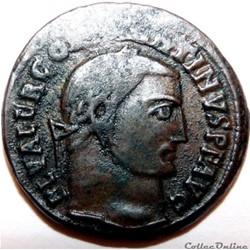 Constantin 1er 313/Alexandrie/GENIO AVGVSTI