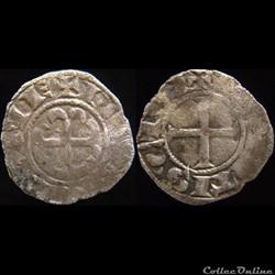 Anonyme attribué à Constance (1161-1201) - Arthur Ier (1187-1203) - Guy de Thouars (1152-1213)