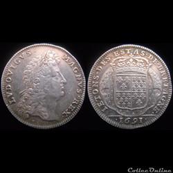1691 - États de Vannes