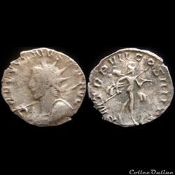 Gallien - P M TR P VII COS IIII P P