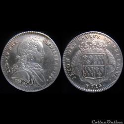 1724 - États de Saint-Brieuc