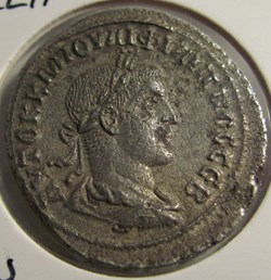 Philip II, Bi TetraDrachma, 249AD