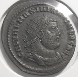 Galerius, 295-299 AD, AE Ant
