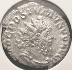 Postumus 266-267 AD, AR Ant