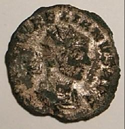 Aurelian, 270-275 AD, AE Ant (silvered)