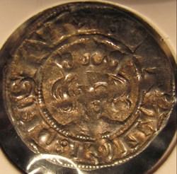 Edward I, 1272-1307, silver penny