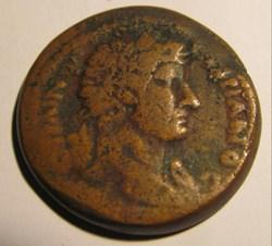 Hadrian, 117-118AD Hemidrachma