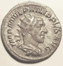 Philip I, AR Ant, 245-247AD