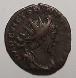 Victorinus 268-270 AD, AE ant