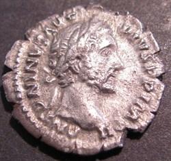 Antoninus Pius, AR Denarius