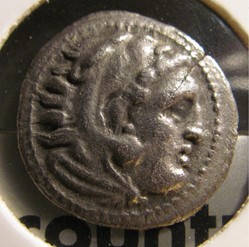 Lysimachos Drachma, Lampsakos
