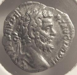 Septimus Severus, 194 AD, AR Denarius