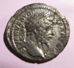 Septimus Severus, 200-201 AD, AR Denariu...