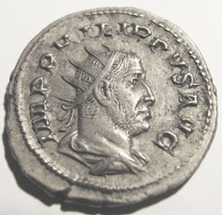 Philip I, AR Ant, 244-249AD