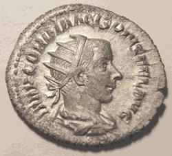 Gordian III, AR Ant, 238-244AD
