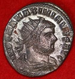 Maximianus, 293AS, AE Ant