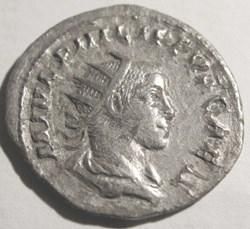 Philip II, AR Ant, 244-249AD