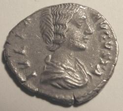 Julia Domna, 196-211 AD, AR denarius