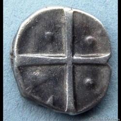 monnaie antique gauloise saves 289 drachme de style languedocien