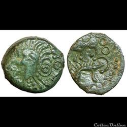 Bronze des Meldes