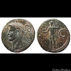 Agrippa - Restitution sous Caligula