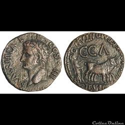 Agrippa Espagne